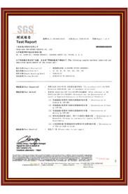 RoHS 2002/95/EC(SGS)